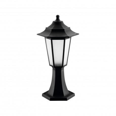 Lampa cu stativ SAL BEGONYA GARDEN LAMP, IP44, E27, negru 400.010.116
