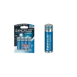 Set 4 baterii alcaline, 1,5V, AAA Sal Home TC LR6