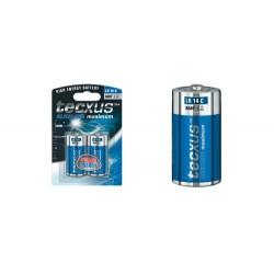 Set 2 baterii alcaline, marime C, 1,5V, Sal Home TC LR14