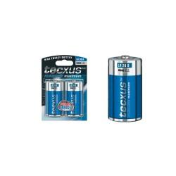 Set 2 baterii alcaline, marime D, 1,5V, Sal Home TC LR20