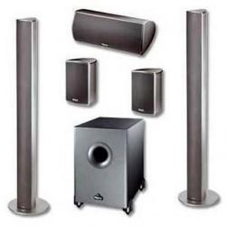 Sistem home cinema 5.1 Magnat Needle 9000 Alu