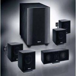 Sistem home cinema 5.1 Magnat Interior 501A