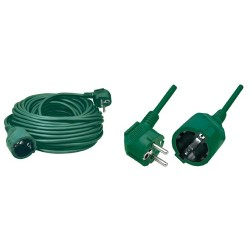 Cablu prelungitor cu impamantare Sal Home NV 2-5/GR