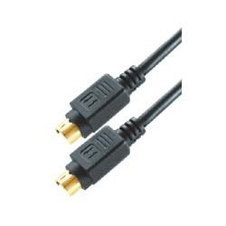 Cablu SVHS tata-SVHS tata, 1.5m Sal Home VC 12G