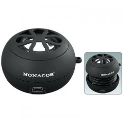 Mini-boxa mono Monacor SP-12/SW