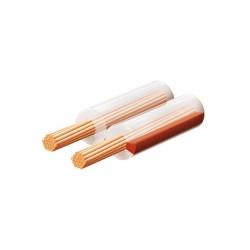 Cablu difuzor 2x1mm/transp. Sal Home KL 1T