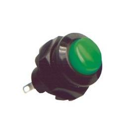 Buton comanda, 250V, 1circuit, verde Sal Home SP 12/GR