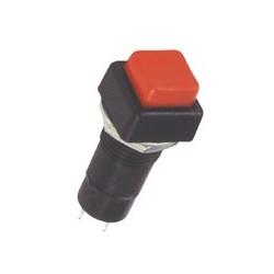 Buton comutator, 250V, 1circuit, rosu Sal Home ST 11/RD