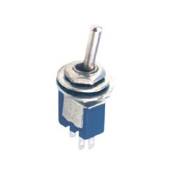 Comutator basculant, 125V, 1 circuit Sal Home ST 315