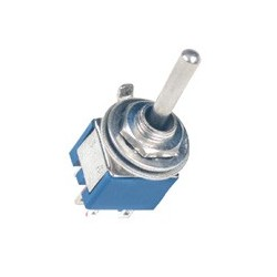 Comutator basculant, 125V, 2 circuite Sal Home ST 316