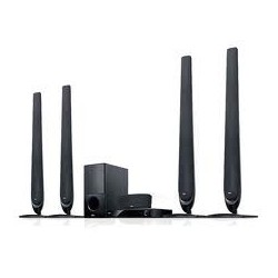 Sistem home cinema 5.1 LG HT 806TH
