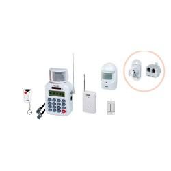 Sistem de alarma infrarosu fara fir Sal Home HS 70