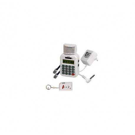 Alarma infrarosu cod numeric, apel telefonic  Sal Home HS 60