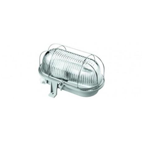 Lampa BADT cu grilaj din metal, ovala Sal Home 6909H