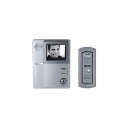 Set video-interfon de poarta, cu fir Sal Home DPV 21