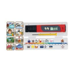 Termometru si tester pH Sal Home PHT 01