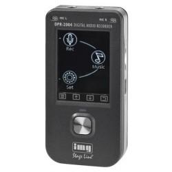 Reportofon portabil digital Monacor DPR-2004