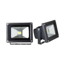 Reflector cu LED, 20W, IP 65, negru Sal Home VT 4020G