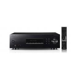 Receiver stereo 200W cu tuner FM/AM si Phono MM Input, negru, Pioneer SX-20-K