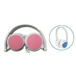 Casti stereo, roz Sal Home HPH 5/P