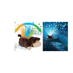 Lumina ambientala, maimuta, cu muzica, Sal Home NLM 1