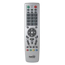 Telecomanda universala 6in1 pentru TV, VCR, receptor satelit, DVD, hifi, decodor TV cablu, Sal Home URC 20