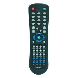 Telecomanda universala 8in1 pentru TV, VCR, receptor satelit, DVD, hifi, decodor TV cablu, Sal Home URC 21