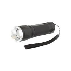 Lanterna cu LED, metalica, 3W LED, cu focalizare, Sal Home MFL 05