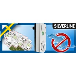 Alarma soareci si rozatoare Mice & Rat Free 80/200, Silverline IN 25111