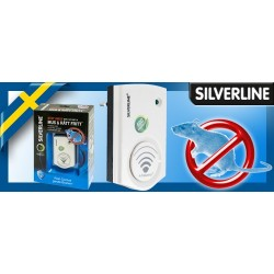 Alarma soareci si rozatoare Mice & Rat Free 50, Silverline IN 25101