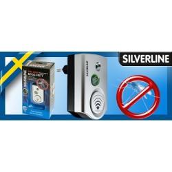 Alarma tantari Mosquito Free 25, Silverline IN 25261