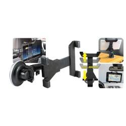 Suport dispozitive pentru masina si acasa, 3in1, Sal Home SA 052