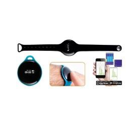 Ceas fitness de monitorizare a activitatii, negru, Sal Home FW 360/BK