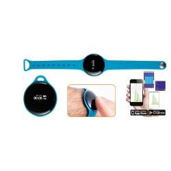 Ceas fitness de monitorizare a activitatii, albastru, Sal Home FW 360/BL