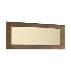 Lampa de perete NESSA, cupru 1x80W 230V, Sal Home 332424310