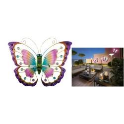 Decoratiune solara, fluture, Sal Home MX 801