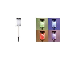 Lampa solara de gradina, metalica, Sal Home MX 819/1