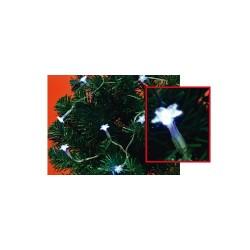 Ghirlanda cu LED, mini, cristal de sare, albastru, Sal Home MLC 10/H