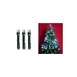 Ghirlanda cu LED-uri, culoare alba, rece, Sal Home KI 50 LED/WH