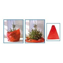Patura pentru brad, 3in1 (protectie pardoseala, ambalaj, material pentru transport), Sal Home KT 250/RD