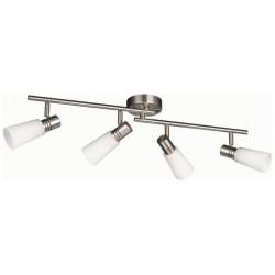 Lampa, forma speciala, nichel, 4x9W, 230V, Sal Home 558881715
