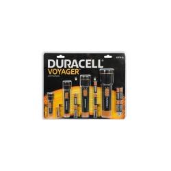 Set 4 lanterne DURACELL VOYAGER, cu baterii, Sal Home EDC 0726