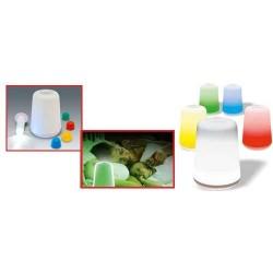 Lampa de birou cu LED-uri colorate, Sal Home CL 5CL