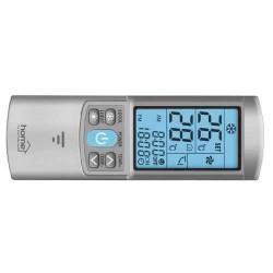 Telecomanda universala pt aparate de aer conditionat, argintiu, Sal Home URC 2000AC/SL