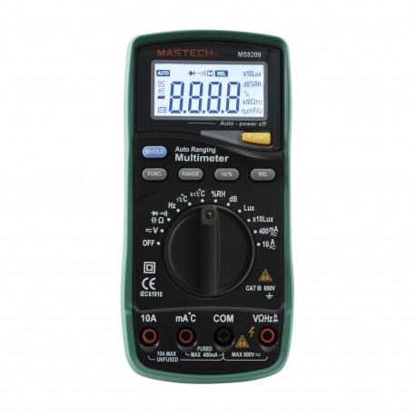 Multimetru profesional, Sal Home MS 8209