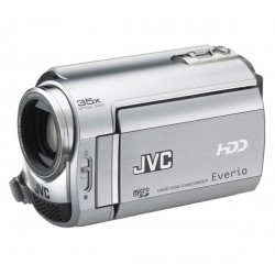 Camera video JVC GZ-MG330HE