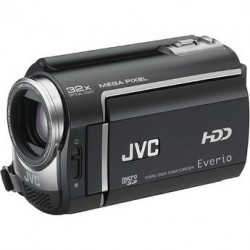 Camera video JVC GZ-MG465BE