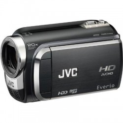 Camera video JVC GZ-HD300B
